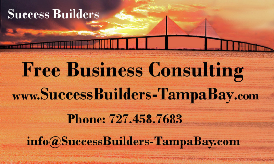 Business card of Success Builders Business Consulting
